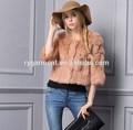 Personalizado para mujer abrigos de piel, los precios de pieles