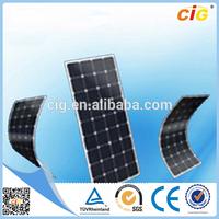 Popular 24V 140W Mini Sunpower Solar Panel