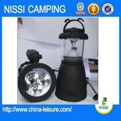 Cheap new design solar emergency Mobile radio output rechargeable Led lantern