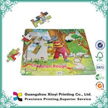 Cheap high quality OEM custom 10000 piece jigsaw puzzle games
