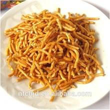 Ce approved snack noodle production line/indomie noodle making machine