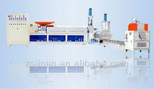Jinjin plastic recycling machine hdpe Agglomerator conveyor JJSJ-180/160-S