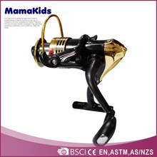 Durable fishing spinning reel with smooth rotation made in china