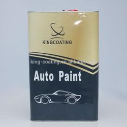 Auto Base coatings Car Paint 1K Metallic Paint