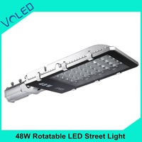 48W Outdoor Angle Adjustable Rotatable LED Street Light
