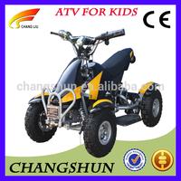 36v cheap cool mini electric mini sports quad for kids with ce
