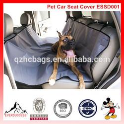 New 2015 Pet Hammock Dog Pet Products Waterproof Pet Car Seat Cover