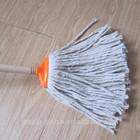 African market plasitc head/cap cheap rectange cotton yarn mop floor cleaning mop