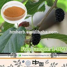 Best selling products 1-Deoxynojirimycin(DNJ) medicine for high blood pressure