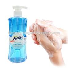 hot sale ocean scent 500ml famous hand wash