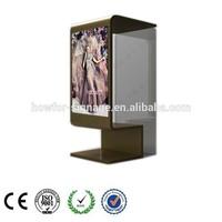 Hotel wedding advertising LED kiosk Wireless Digital 3G Video Server