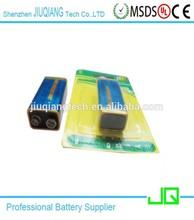 9v best rechargeable batteries 18650 alkaline battery