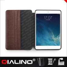 QIALINO Wholesale Price Nice Design For Ipad Mini Smart Case