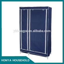 Brillante en color sólido de madera de pino armario muebles