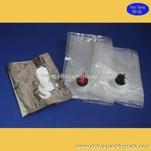 2015 China guangzhou top quality bag in box bib wine bag wholesale
