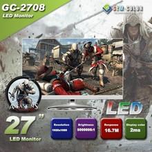 27 inch LED Gaming Monitor, Desktop, Laptop, Publishing, 1080P