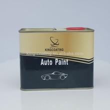 2k Auto Paint Series Hardener dedicated hardener