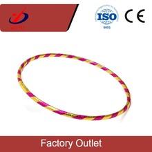 2015 customized slimming beauty waist soft hula hoop kids plastic rings