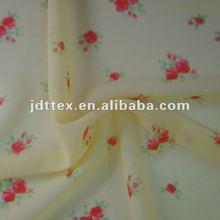 92%nylon 8%spandex sexy girl bikini mesh red rose print fabric