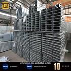 iron profiles steel c channel
