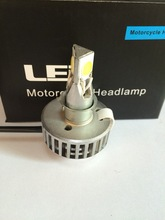 Top quality 3600lm 3 side and 4 side motorcycle led headlight,car h4 led headlight bulbs for motorcycle