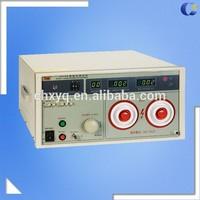 2674A Puncture Tester, 10kv/20kv 10mA DC Hipot Tester, Withstand Voltage Tester
