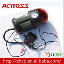 Multifunctional lighting portable dc 12v mini car air compressor