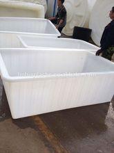 Best selling LLDPE fish farm tank factory