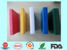 China plastic Engineering industry UHMWPE sheet/HDPE High-density polyethylene plastics