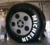 Custom design Inflatable tire product model