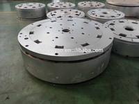 Edm cnc process all steel giant segment tire mold
