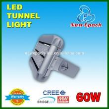 Mean Well driver waterproof Bridgelux chip led tunnel lighting looking for companies seeking agent