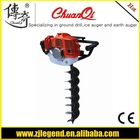 Garden digging machine hand hole digger agricultural earth auger ground drills
