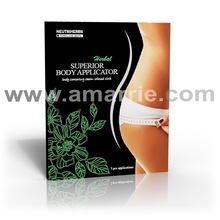 Healthy stomach/back/hips/thighs and arms slimming belt herb ingredients no reshape slim side effects magic slim weight loss