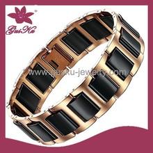 2015 CMB-010 Popular magnetic health care Ceramic bracelet