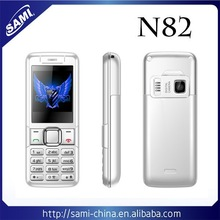 low end phone dual sim card 1.44 inch mobile phone mini N82