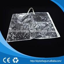Wholesale high Quality Vinyl zipper pillow bags for sale