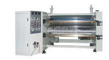 FXD Lable slitting machine with rewinding machine
