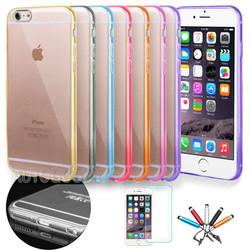 Transparent Super Slim Clear Case for iphone 6 4.7 Inch