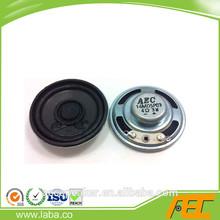 Portable Magnetic Multimedia Mini Speaker with Speaker parts paper cone