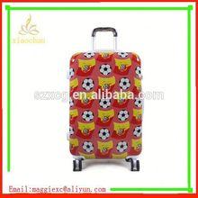 E772 Top Sale polka dot abs luggage wholesale