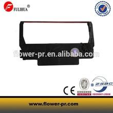 compatible dot matrix black/red printer ribbon for epson erc30 34 38