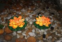 Artificial Pink Foam Lotus Plastic Water Lilies