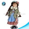 atacado barato vitoriana 18 nails menina boneca boneca de porcelana cabeças