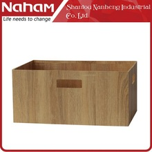 NAHAM new type sundries/ magazines Stackable Storage Basket