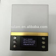 Islamic style Multifunction al holy quran Azan Alarm LED player quran--- MU802