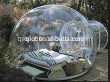 Novo 2015 inflável acampamento ao ar livre tenda bolha, Tenda bolha inflável para a venda