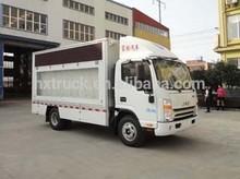 luxury selling snacks food truck