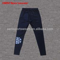 2015 men's pants customize yoga pants men jogger pants