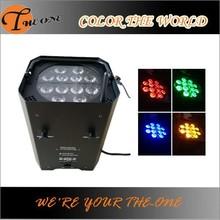 Hot sale high quality outdoor par light cheap price professional led dj equipment